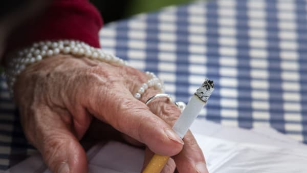 Smoking Cessation for People Living with Dementia